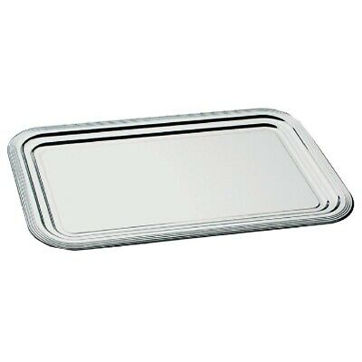 APS Semi-Disposable Party Tray GN 1/1 Chrome [F764]
