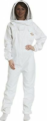 Natural Apiary - Apiarist Beekeeping Suit (All-in-One + Bag) - Fencing Veil 2XS