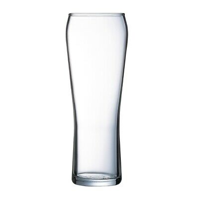 Arcoroc Edge Hiball Head Booster Beer Glass CE Marked 570ml (Set of 24) [GL152]