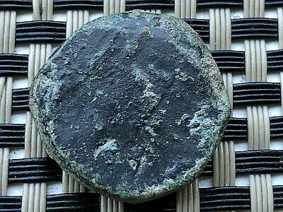 Ancient Late Roma Or Byzantine Medieval Bronze Weight Circa 400-600 Ad Very Rare