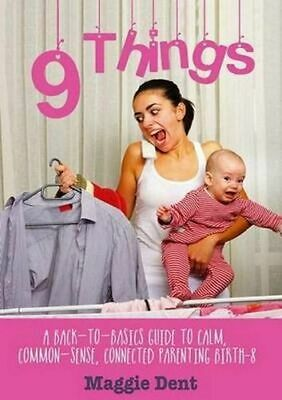 NEW 9 Things By Maggie Dent Paperback Free Shipping
