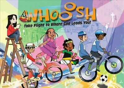 Vacation Bible School (Vbs) 2019 Whooosh Outreach/Follow Up Tak... 9781501869211