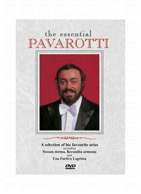 Luciano Pavarotti: The Essential Pavarotti [DVD] - DVD  NEVG The Cheap Fast Free