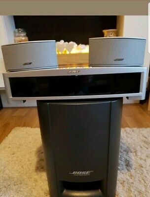 Bose 321 Series Ii Gsx Home Theatre  System With Hard Drive