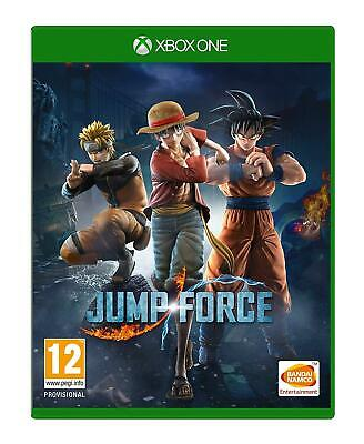 Jump Force - Xbox One - NUOVO