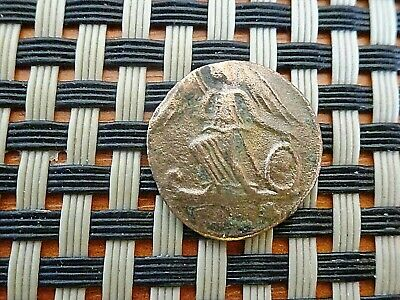 CONSTANTINE I THE GREAT founds CONSTANTINOPLE 330AD AE FOLLIS ANCIENT ROMAN COIN