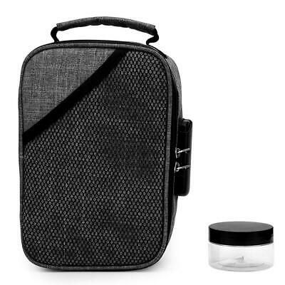 Smell Proof Bags by Hydroflyy - (Secure) Combination Lock and Large Storage...