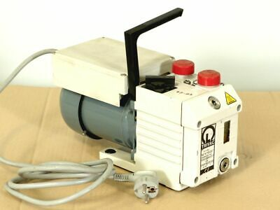 Leybold Trivac D1,6B tested & works, Vacuum Pump 230 Volt single phase