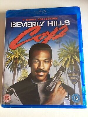 Beverly Hills Cop: Triple Feature (Box Set) [Blu-ray]