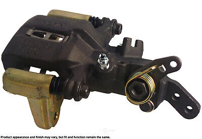 Disc Brake Caliper-Unloaded Caliper with Bracket Rear Right fits 91-97 Accord