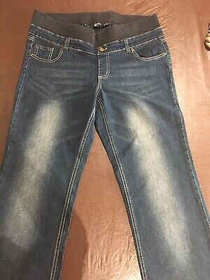 Pumpkin Patch Maternity Jeans Bnwot Size L