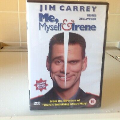 Me Myself. & Irene  Dvd (2001) New & Sealed