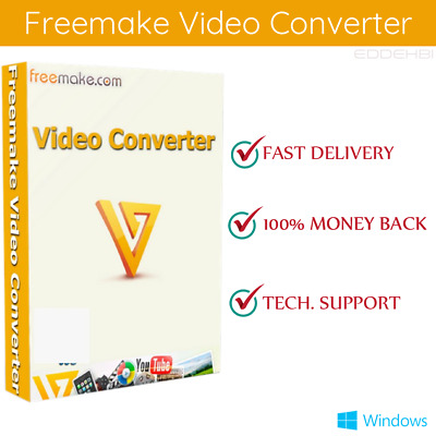 Freemake Video Converter - Get Your Own Pack Here - Lifetime License