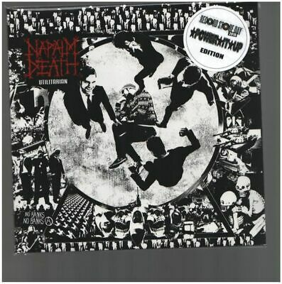 Napalm Death Utilitarian (2x10picture) NEW OVP Power It Up 2xVinyl LP