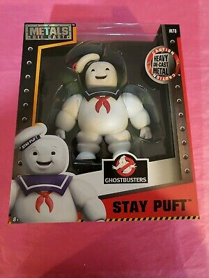 "Stay Puft Marshmallow Man Ghostbusters 6"" JADA Metals M78 NEW"