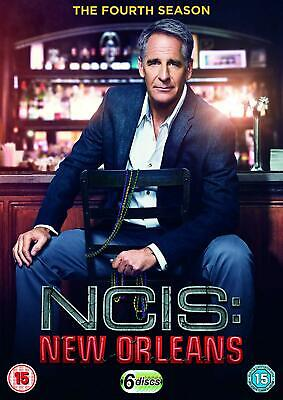 NCIS: New Orleans - Season 4 New DVD Box Set / Free Delivery