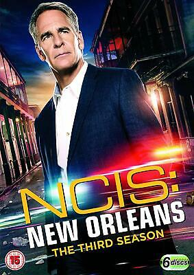NCIS: New Orleans - Season 3 New DVD Box Set / Free Delivery