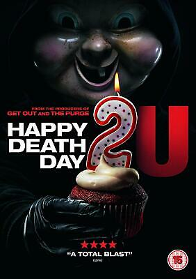 Happy Death Day 2U New DVD / Free Delivery