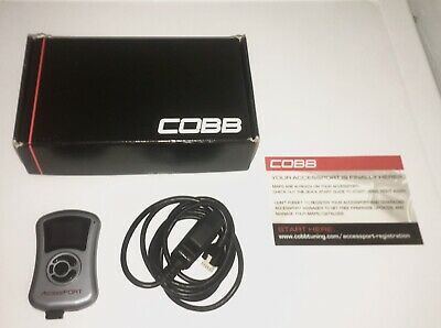 Cobb Accessport V2 >> Cobb Accessport V2 Sub003 2008 2014 Wrx Sti 2007 2012 Fxt Lgt Unmarried Obo