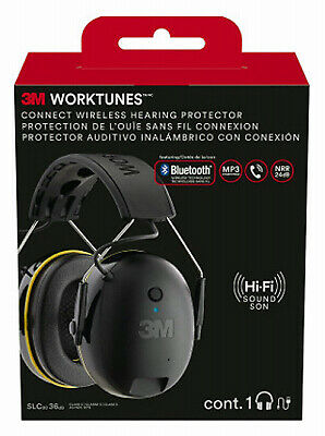 3M BT Hear Protect Earmuff 90543-4DC