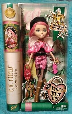Ever After High Through the Woods C.A. Cupid Doll NRFB