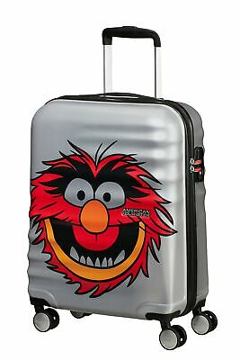 American Tourister Wavebreaker Disney - Muppets Spinner Small Hand Luggage, 5...