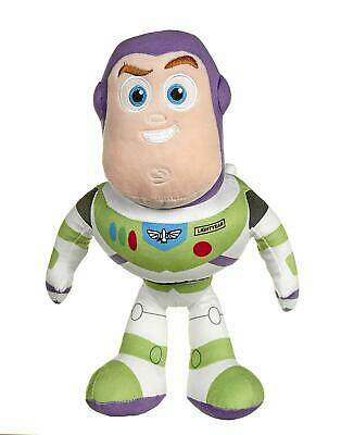 """Official Disney Toy Story 4 Buzz Large 12"""" Soft Toy Plush Teddy New With Tags"""