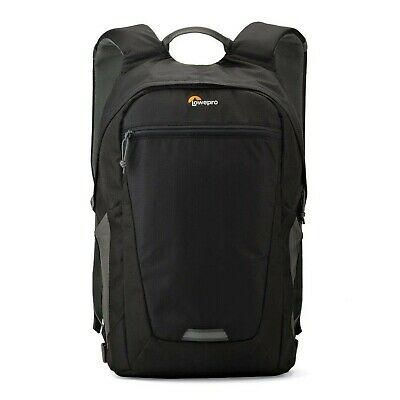 Lowepro BP 250 AW II Photo Hatchback Bag for Camera - Black/Grey