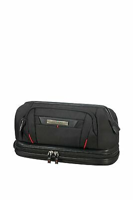 3d96e8c024af SAMSONITE PRO-DLX5 COSMETIC Cases Slim Toiletry Bag, 20 cm, Black ...
