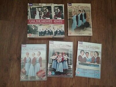Call The Midwife DVDs Complete Set Of Series 1 2 3 4 5 6 7 With Christmas...