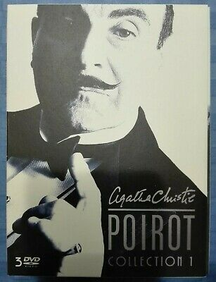 Agatha Christie - Poirot / Collectionen 1 & 2