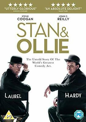 Stan and Ollie [DVD] [2019] - DVD  RNVG The Cheap Fast Free Post