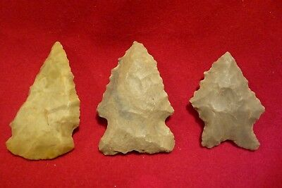 Stone Age Spearheads 1st millennium BC