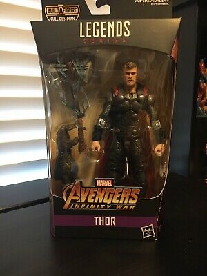 Hasbro Marvel Legends Avengers Thor Infinity War With BAF Cull Obsedian Arm