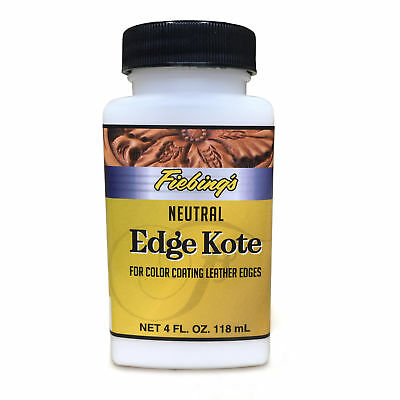 Fiebing's Edge Kote Neutro 118ML Edge Acabado