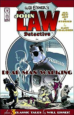 Will Eisner's John Law: Dead Man Walking by Chaloner, Gary Paperback Book The