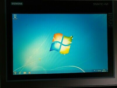 SIMATIC IPC477D 12 inch Touchscreen HMI. Celeron 827E CPU, 4GB DDR3 RAM