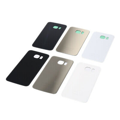 OEM Battery Cover Glass Housing Rear Back Door Lens For Samsung Galaxy S6 G Nz