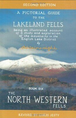 A Pictorial Guide to the Lakeland Fells - North... by Alfred Wainwright Hardback