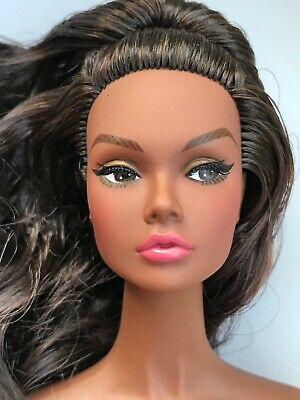 Poppy Parker Midas Touch Nude Doll Doll Fashion Royalty - HTF