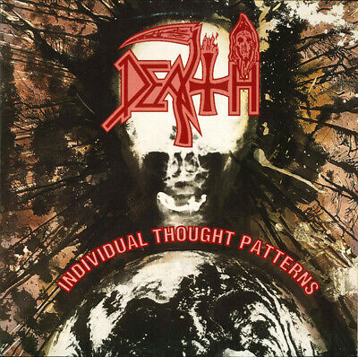 CD DEATH Individual Thought Patterns BRAND NEW SEALED