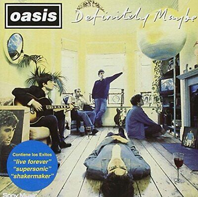 Oasis - Definitely Maybe - Oasis CD S3VG The Cheap Fast Free Post The Cheap Fast