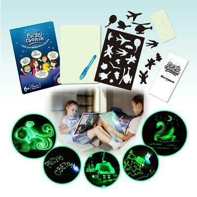 Draw With Light Fun And Developing Toy LED Board