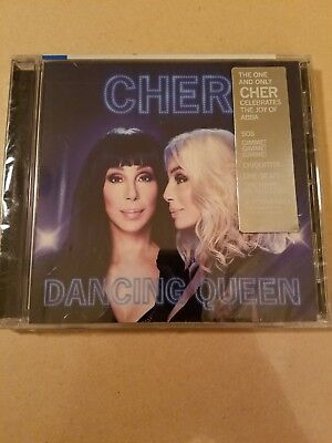 Cher Dancing Queen CD New Still Sealed 2018 Warner Brothers Abba