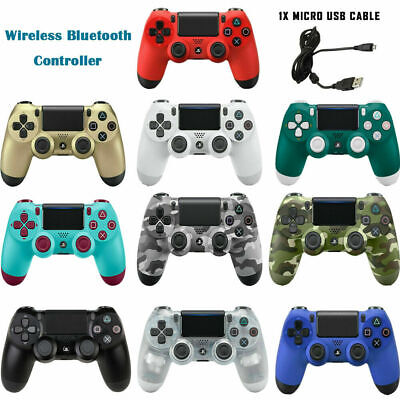 PS4 Wireless Bluetooth Gamepad Controller for Dualshock4 PS4 Sony PlayStation 4