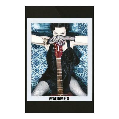 Madonna - Madame X Cassette New (13Th June)