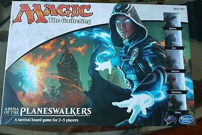 Magic the gathering arena of the planeswalkers, new never opened.