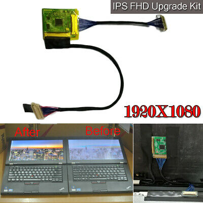 NEW 1080P 1920X1080 IPS FHD Upgrade Kit for thinkpad T430