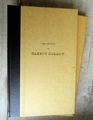 The Legend Of Sleepy Hollow Ltd. Ed. Pub. By The West Virginia Paper & Pulp Co.