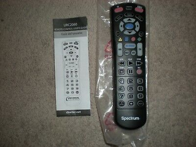 TIME WARNER CABLE Universal Remote Control 5 Function Controller TWC